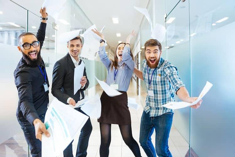 Freude und Spass bei der Arbeit – ist das überhaupt erwünscht?