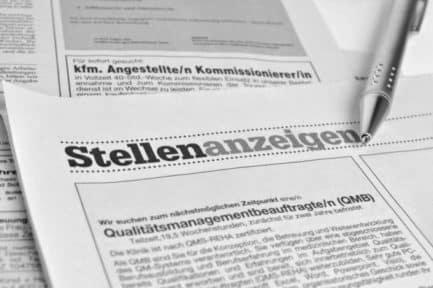 Schnell-Check für die Qualitätsprüfung von Stellenanzeigen