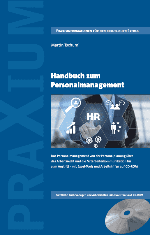 Cover Handbuch Personalmanagement