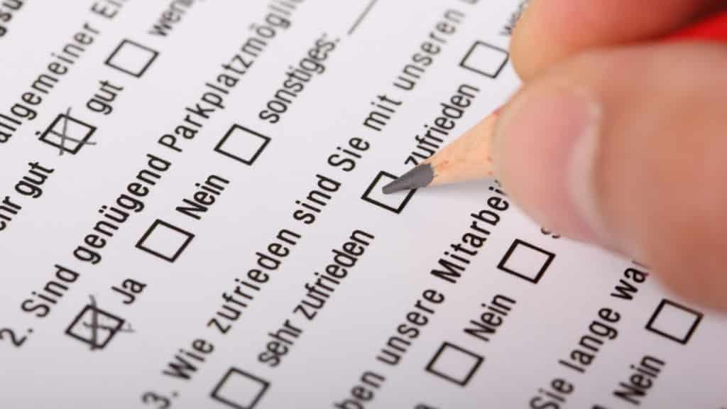Sujet Mitarbeiterbefragungen