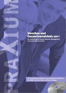 PRAXIUM Verlagsverzeichnis 2017