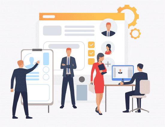 E-Recruiting Planung