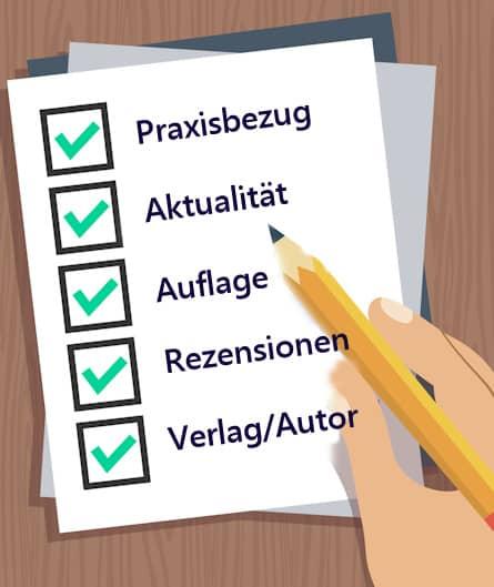 Checkliste HR Bücher