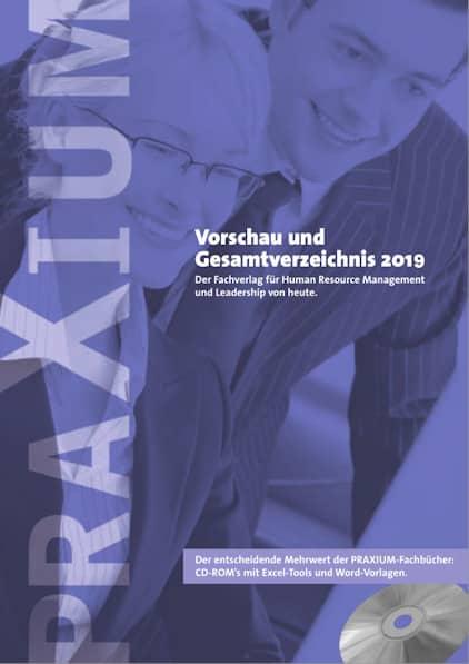 PRAXIUM Verlagsverzeichnis 2019