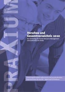 PRAXIUM Verlagsverzeichnis 2020
