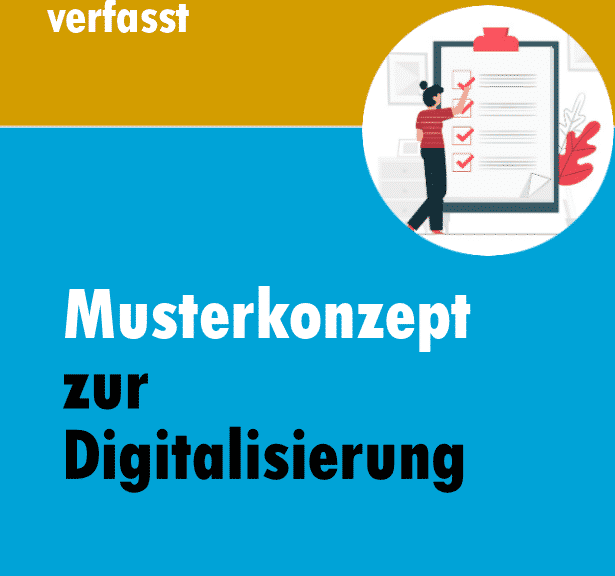 Musterkonzept zur Digitalisierung im HR