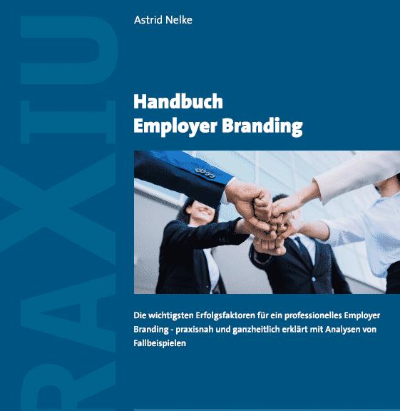 Buchcover Employer Branding