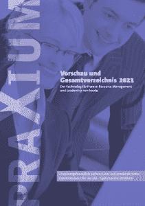 PRAXIUM Verlagsverzeichnis 2021