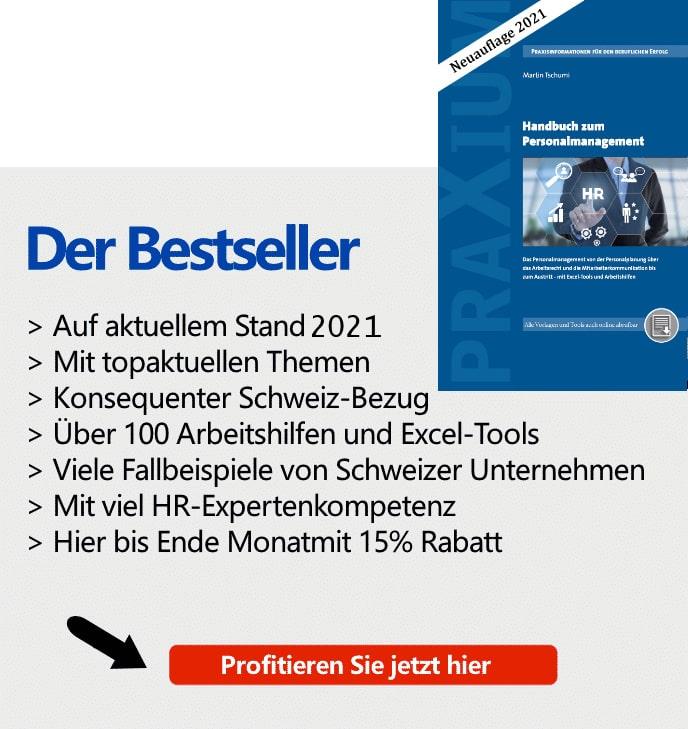 CTA Handbuch Personalmanagement 2021 Graukasten