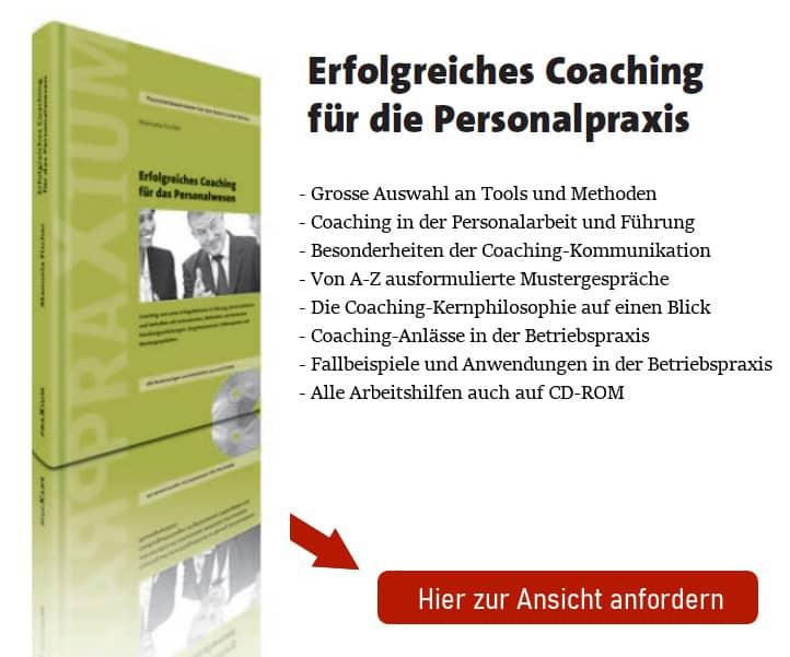 CTA Coaching Buch